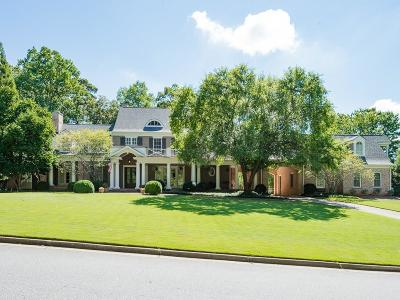 Atlanta Single Family Home For Sale: 30 Old Ridgewood Place NW