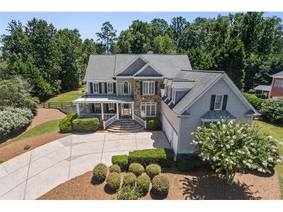 Alpharetta Single Family Home For Sale: 410 S Burgess Trail