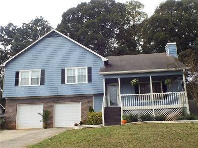 Powder Springs Single Family Home For Sale: 4860 Country Cove Way