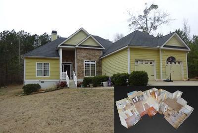 White Single Family Home For Sale: 101 Landon Drive