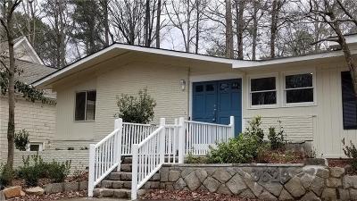 Atlanta Single Family Home For Sale: 3629 Cold Spring Lane