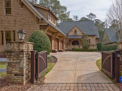 Marietta Single Family Home For Sale: 3964 Lower Roswell Road