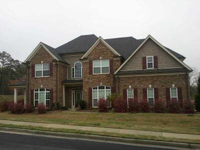 Powder Springs Single Family Home For Sale: 1995 Augustine Trace