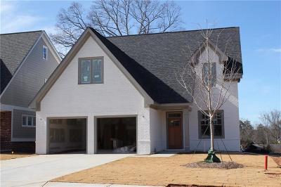 Smyrna Single Family Home For Sale: 2772 Hamby Street