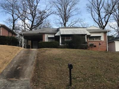 Atlanta Single Family Home For Sale: 2184 Springdale Road SW