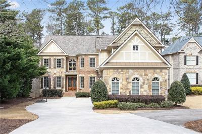 Marietta GA Single Family Home For Sale: $999,000