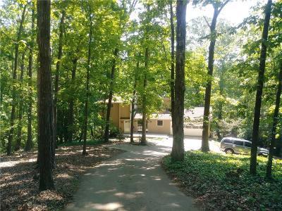 Oakwood Single Family Home For Sale: 4609 Circle Drive