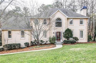 Marietta Single Family Home For Sale: 3464 Sheridan Chase SE