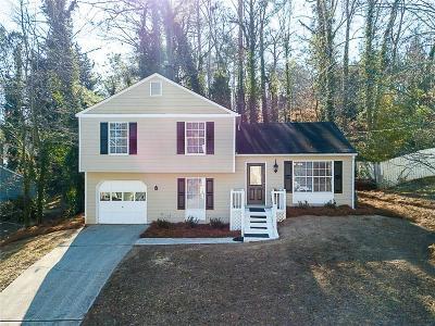 Alpharetta Single Family Home For Sale: 310 Knoll Ridge Court