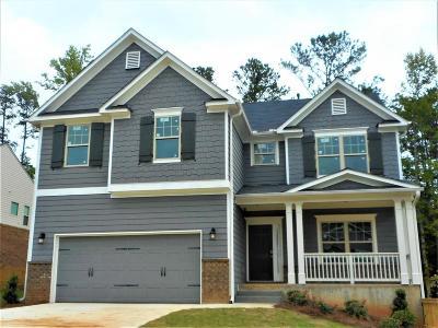 Marietta GA Single Family Home For Sale: $263,568
