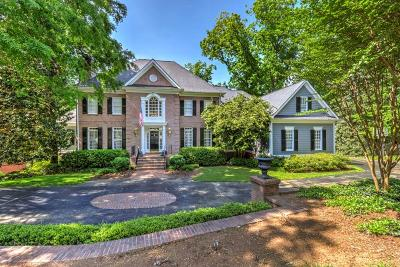 Tuxedo Park, Tuxedo Park Buckhead Single Family Home For Sale: 89 Blackland Court NW