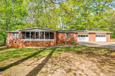 Canton Single Family Home For Sale: 757 Jack Page Lane