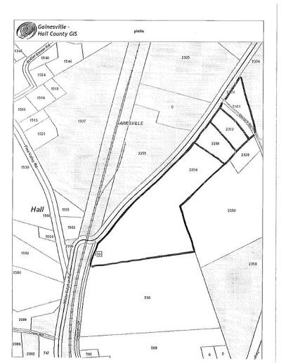 Residential Lots & Land For Sale: 2256 White Sulphur Road