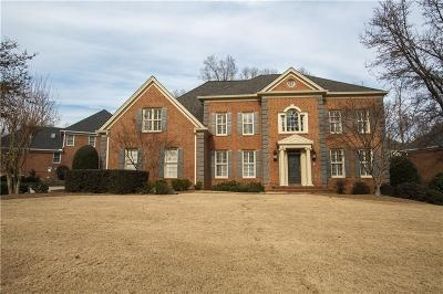 Dunwoody Single Family Home For Sale: 5175 Brooke Farm Drive