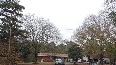 Dacula Single Family Home For Sale: 3023 Braselton Highway