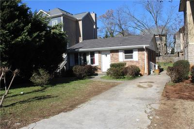 Brookhaven Single Family Home For Sale: 1112 Francis Street NE