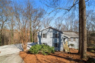 Lilburn Single Family Home For Sale: 4937 Kettle Court SW