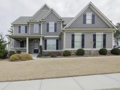 Dallas Single Family Home For Sale: 444 Blackberry Run Drive