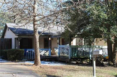 Canton Single Family Home For Sale: 6165 Short Street