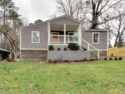 Decatur GA Single Family Home For Sale: $369,900