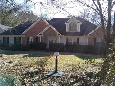 Powder Springs Single Family Home For Sale: 3675 Wilkins Circle