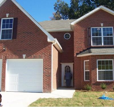 Decatur Single Family Home For Sale: 5159 Miller Woods Drive