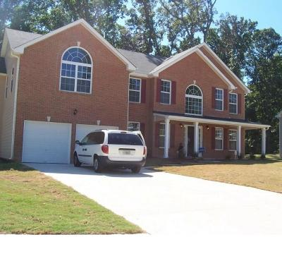 Decatur Single Family Home For Sale: 5151 Miller Woods Drive