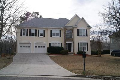 Johns Creek Single Family Home For Sale: 315 Green Way