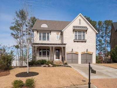 Marietta Single Family Home For Sale: 4928 Kentwood Drive