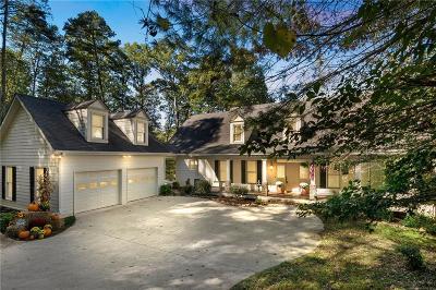 Gilmer County Single Family Home For Sale: 196 River Oaks Terrace