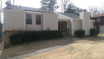 Lithia Springs Single Family Home For Sale: 2345 Ambassador Drive