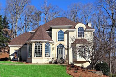 Alpharetta Single Family Home For Sale: 10570 Centennial Drive
