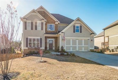 Cumming Single Family Home For Sale: 4330 Harvest Turn Lane