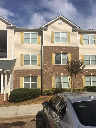 Decatur Condo/Townhouse For Sale: 16304 Waldrop Cove