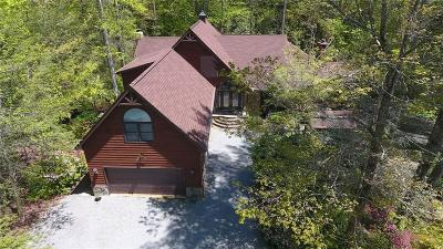 Gilmer County Single Family Home For Sale: 76 Serenity Place
