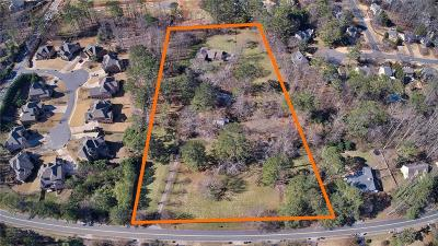Marietta Residential Lots & Land For Sale: 3995 Maybreeze Road