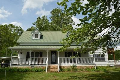 Habersham County Single Family Home For Sale: 2953 Highway 17