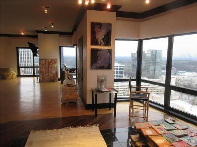 Atlanta Condo/Townhouse For Sale: 3475 Oak Valley Road NE #1720