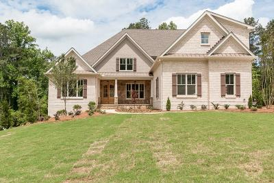 Marietta Single Family Home For Sale: 4115 Clubland Drive