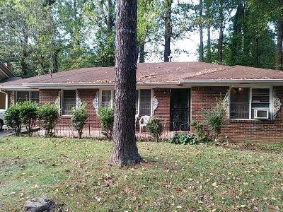 Atlanta Single Family Home For Sale: 2661 Collier Drive NW