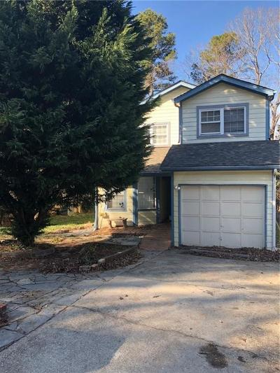 Norcross Single Family Home For Sale: 4921 Warners Trail