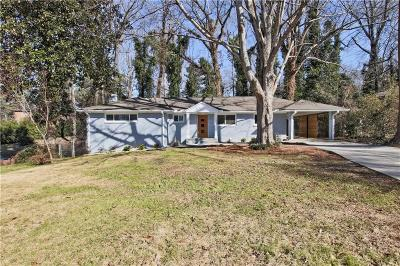 Atlanta Single Family Home For Sale: 1302 Poplarcrest Circle