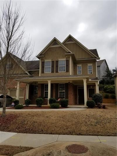 Acworth Single Family Home For Sale: 626 Wexford Court