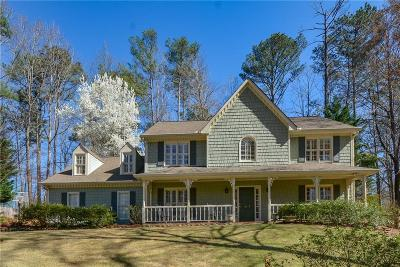 Marietta Single Family Home For Sale: 1847 Jacksons Creek Drive