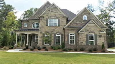 Alpharetta Single Family Home For Sale: 12645 Hearthstone Way