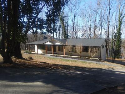 Cumming Single Family Home For Sale: 6115 Reives Road