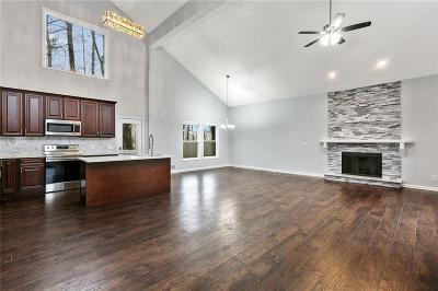 Roswell Single Family Home For Sale: 3449 Arete Court NE