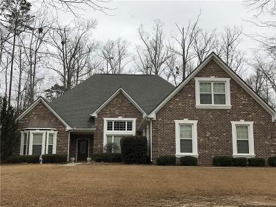 Loganville Single Family Home For Sale: 1404 Post Oak Court