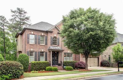 Smyrna Single Family Home For Sale: 4516 Oak Brook Drive SE