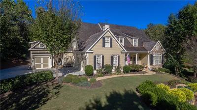 Milton Single Family Home For Sale: 775 Owens Lake Road